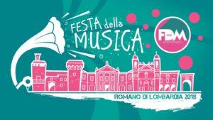 Romano di Lombardia, Festa della musica 2018 @ Romano di Lombardia
