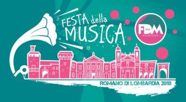 Romano di Lombardia, Festa della musica 2018