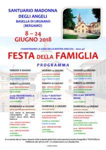 Urgnano, Festa della famiglia @ Basella di Urgnano | Basella | Lombardia | Italia