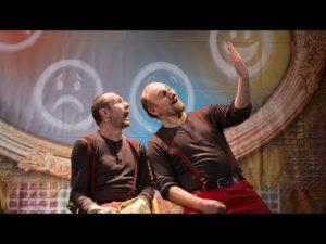 """Romano di Lombardia, spettacolo teatrale """"Emozioni scorribande a fil di fiaba"""" @ Orto Botanico, Romano di Lombardia"""
