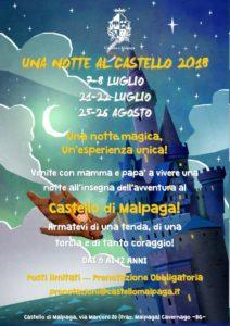 Malpaga, Una notte al castello @ Malpaga | Cavernago | Lombardia | Italia