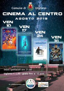 Urgnano, Cinema al centro @ Polisportiva Urgnano | Urgnano | Lombardia | Italia
