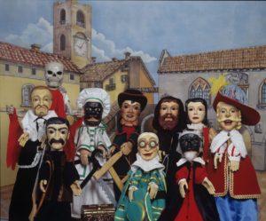Martinengo, Spettacolo Burattini: Gioppino e Brighella servitori malandrini @ Martinengo | Martinengo | Lombardia | Italia