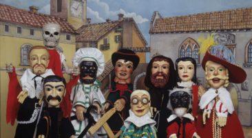 Martinengo, Spettacolo Burattini: Gioppino e Brighella servitori malandrini