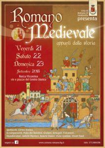 Romano di Lombardia, Romano Medievale