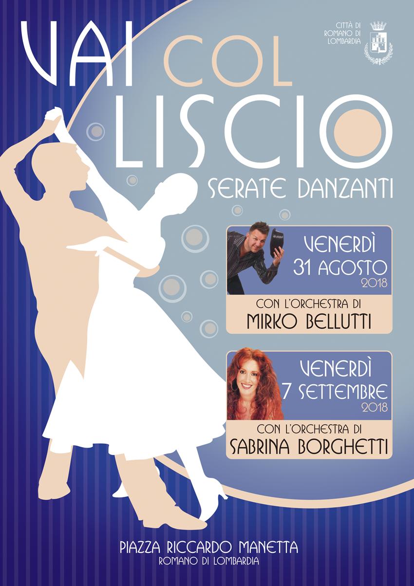 Calendario Orchestre Liscio.Romano Di Lombardia Vai Col Liscio Bassa Bergamasca Orientale
