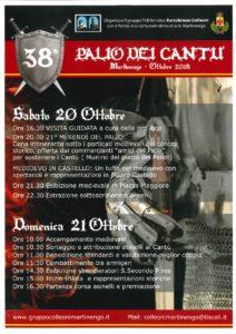 XXXVIII° Palio dei Cantù @ Martinengo