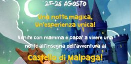 Malpaga, Una notte al castello