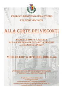 """Brignano Gera d'Adda, """"Alla corte dei Visconti"""" @ Palazzo Visconti di Brignano Gera D'Adda"""