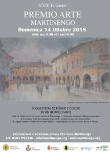 Martinengo, Premio Arte Martinengo XXIII edizione @ Martinengo