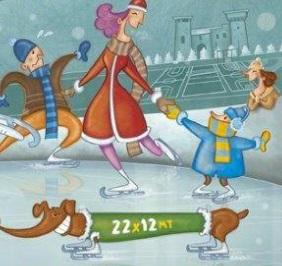 Romano di Lombardia, Pista di pattinaggio sul ghiaccio @ Piazza Don Sandro, Romano di Lombardia | Romano di Lombardia | Lombardia | Italia