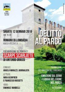 """Romano di Lombardia, """"Delitto al Parco"""" @ Sala Viscontea della Rocca, Romano di Lombardia"""