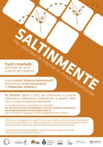 """Mornico al Serio, """"SALTINMENTE"""" @ Sala B """"Giovanni Mascheroni"""", Comune di Mornico al Serio"""