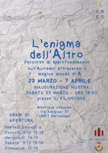 """Martinengo, Mostra """"L'enigma dell'Altro"""" @ Il filandone"""