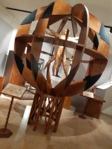 """Trezzo sull'Adda, Mostra interattiva """"Leonardo da Vinci"""" @ Castello Visconteo di Trezzo (MI)"""