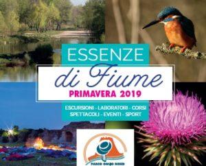 """Torre Pallavicina, """"Essenze di fiume 2019"""" @ Parco Oglio Nord"""