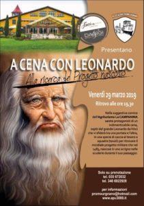 """Urgnano, """"a cena con Leonardo"""" @ Urgnano"""