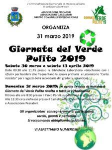 """Mornico, """"giornata del verde pulito"""" @ Mornico al Serio"""