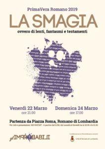 """Romano di Lombardia, """"la smagia"""" @ Romano di Lombardia"""