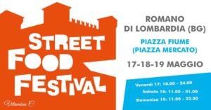 "Romano Di Lombardia, ""street food festival"" @ Romano di Lombardia"