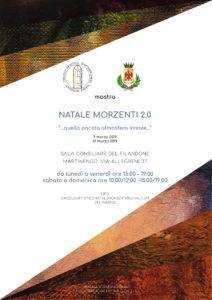 """Mostra """"Natale Morzenti 2.0″ @ Sala Consiliare del Filandone"""