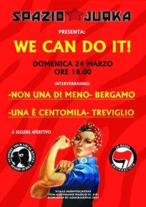 """Romano di Lombardia, """"we can do it"""" @ Romano di Lombardia"""
