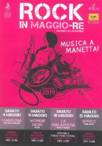 """Romano di Lombardia, """"Concerti Rock in maggio-re"""" @ Romano di Lombardia"""