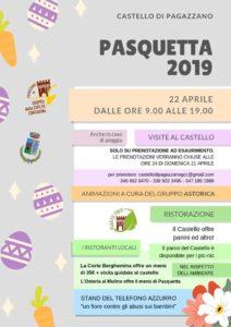 """Pagazzano, """"Pasquetta 2019"""" @ Castello di Pagazzano"""
