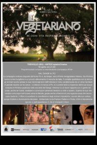 """Treviglio, proiezione del film """"il vegetariano"""" @ ANTEO spazio cinema"""