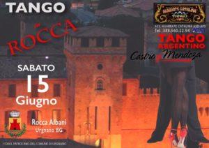 """Urgnano, """"Tango in Rocca"""" @ Urgnano"""