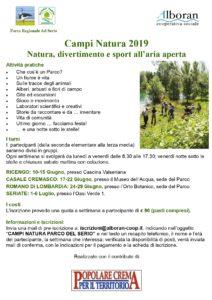 """Romano di lombardia, """"Campo natura 2019"""" @ Romano di Lombardia"""