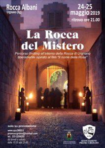 """Urgnano, """"La rocca del mistero"""" @ Rocca Albani"""