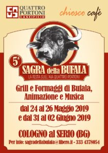 """Cologno, """"Sagra della bufala"""" @ Azienda agricola """"I quattro portoni"""""""