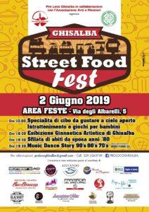 "Ghisalba, ""Street food fest"" @ Ghisalba, Area Feste"