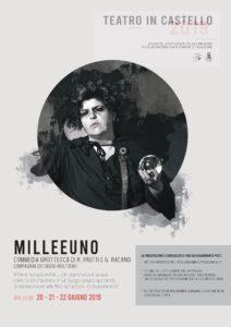 """Pagazzano, spettacolo """"Milleuno"""" @ Pagazzano"""