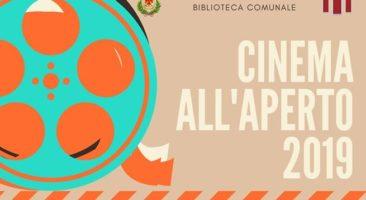 Dal 3 al 24 luglio, Cinema all'aperto a Martinengo