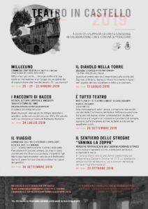 """Pagazzano, """"Teatro in castello"""" @ Pagazzano"""