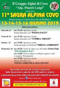 """Covo, """"11° sagra alpina"""" @ Covo"""