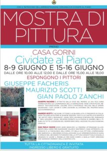 "Cividate al Piano, ""Mostra di pittura"" @ Cividate al Piano"