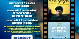 """20 e 27 agosto, 3 e 10 settembre, """"Immagini di notte di mezza estate"""" a Romano di Lombardia"""