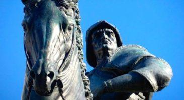 """Inaugurazione progetto """"Coglia"""" a Romano di Lombardia. Sulle orme del Colleoni"""