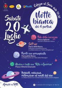 """Cologno al Serio, """"Notte Bianca dei Quattro Portoni"""" @ Cologno al Serio"""