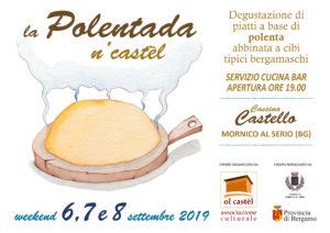 "Mornico al Serio, ""Polentada n' Castél"" @ Cascina Castello, Mornico"