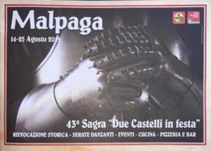 """Malpaga, Sagra """"Due castelli in festa"""" @ Area Feste e Castello di Malpaga"""