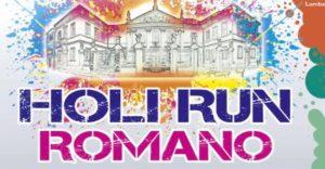 """Romano di Lombardia, """"Holi Run Romano"""" @ Piazza Don Sandro Manzoni"""