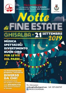 "Ghisalba, ""Notte di fine estate"" @ Ghisalba"