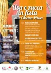 """Castel Cerreto (Treviglio), """"Uva e zucca in festa"""" @ Castel Cerreto (Treviglio)"""