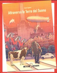 """Martinengo, Presentazione del libro e reading """"Attraverso le terre del suono"""" @ Martinengo, Sala consiliare del Filandone"""