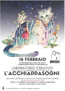 """Romano di Lombardia, Laboratorio Creativo """"L'acchiappasogni"""" @ Romano di Lombardia"""