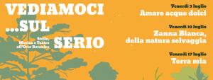 Romano di Lombardia, Vediamoci ...sul Serio @ Orto botanico di Romano di Lombardia